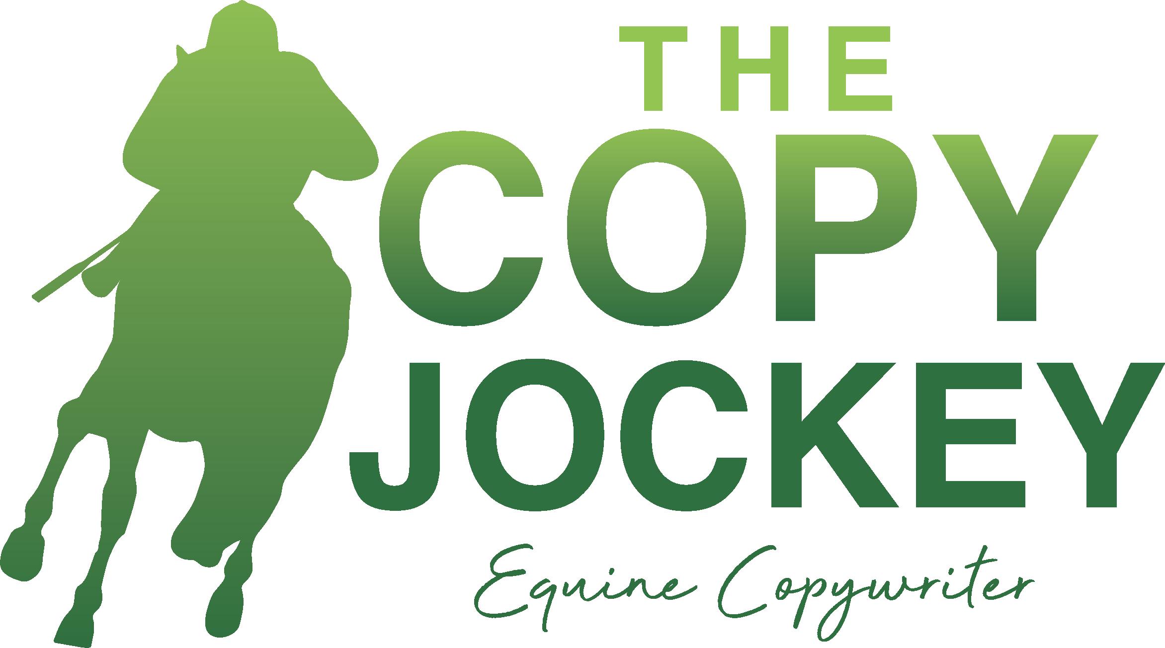The Copy Jockey