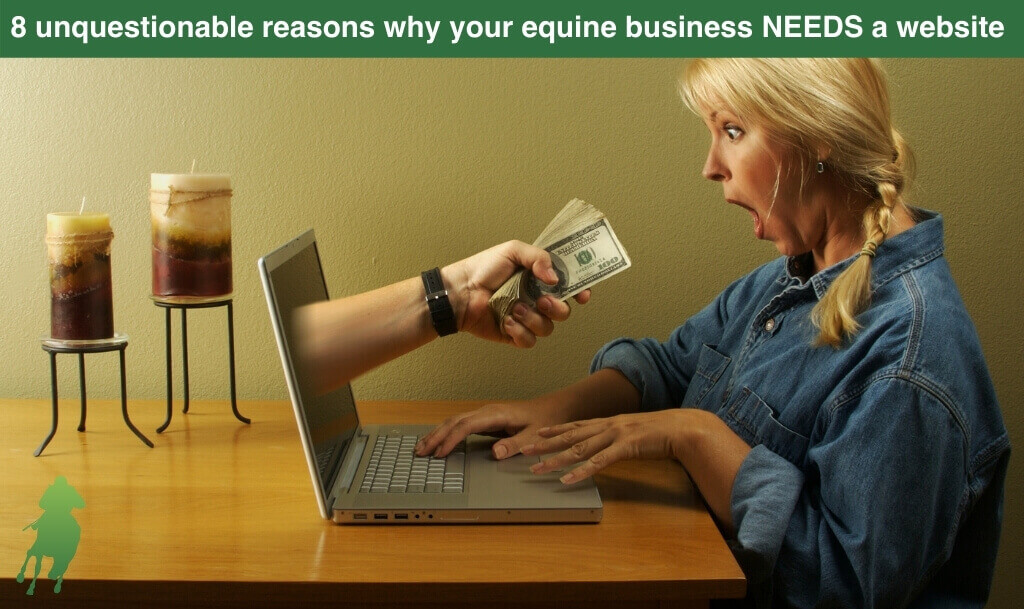 image showing why a business needs a website